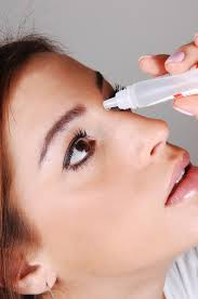 eye drops for ocular rosacea